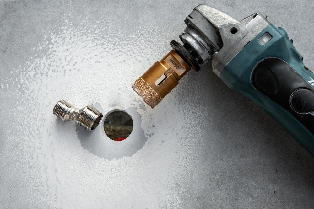 20mm Diamantbohrkrone Glasbohrer Diamantbohrer
