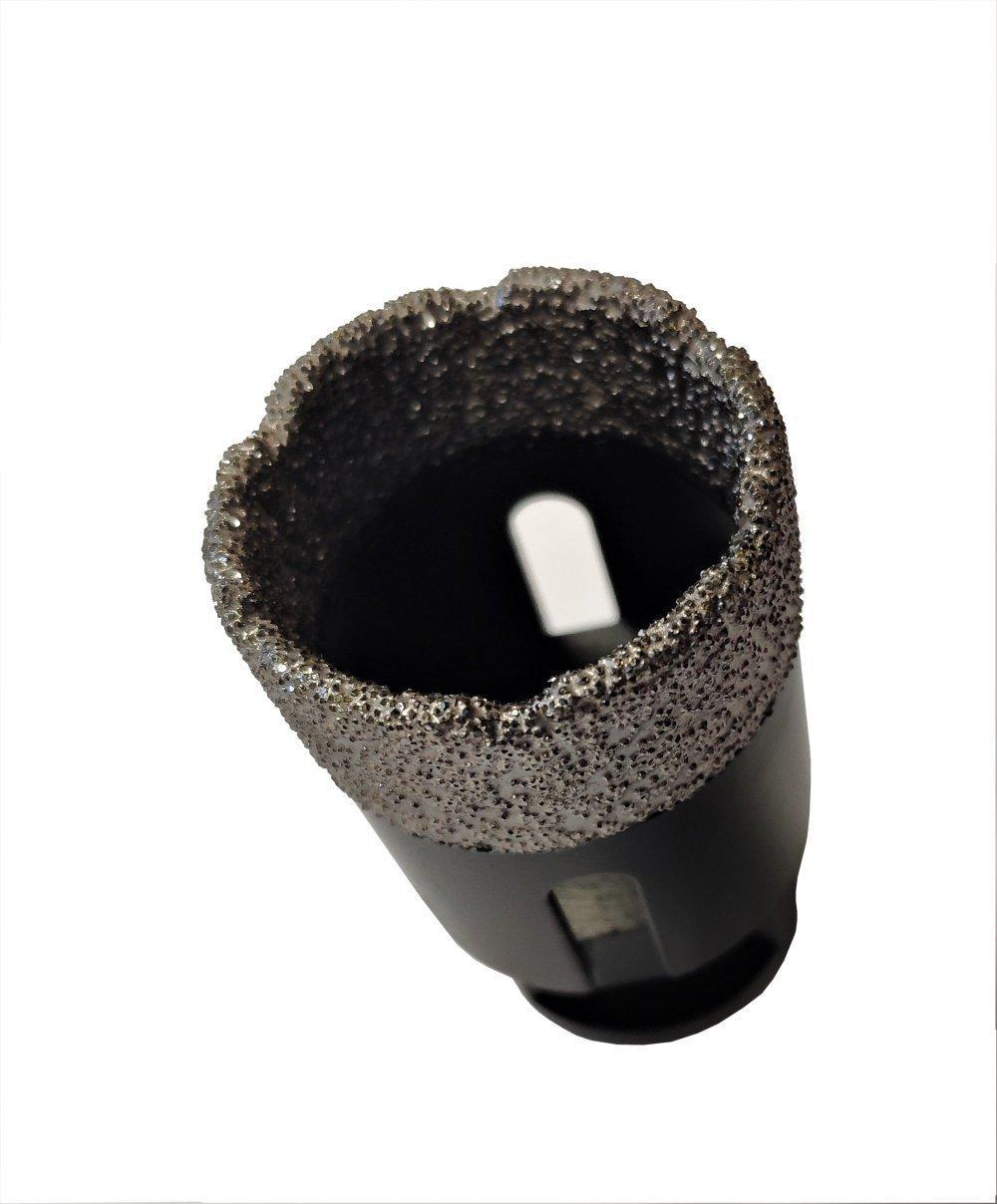 35mm Diamantbohrkrone, Glasbohrer, Fliesenbohrer, Hohllochbohrer