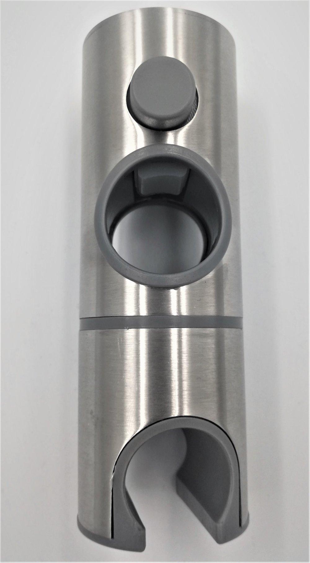Verstellbarer Duschkopfhalter aus Edelstahl , Duschkopf, Handbrause Halter